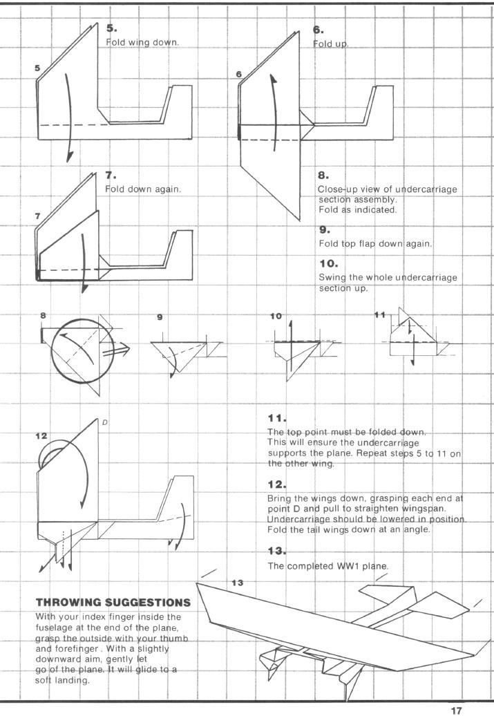 Origami Instructions For Kids Com